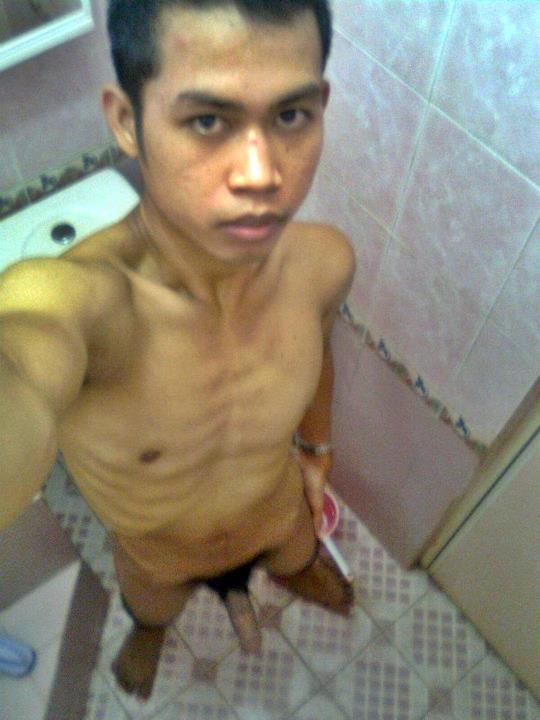 indonesia naked Boy